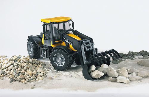 Трактор JCB Fastrac 3220 с погрузчиком (5)