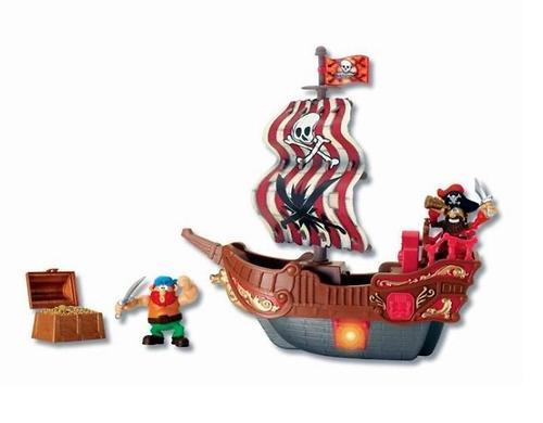 """Игровой набор """"Пиратские приключения"""" (свет, звук) (4)"""