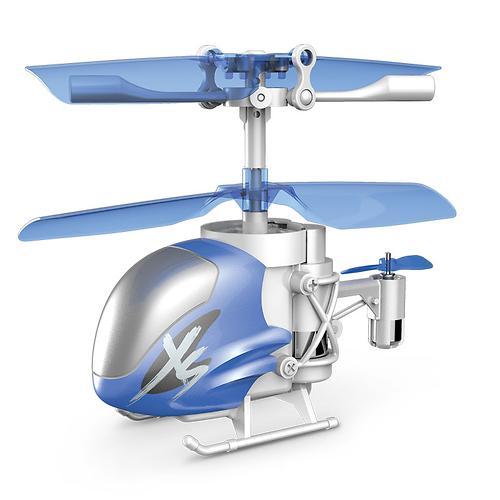Вертолет Нано Фалкон XS (из книги рекордов Гиннесса) (4)