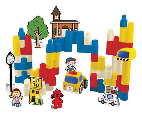Игровой набор конструктор Город мечты (7)