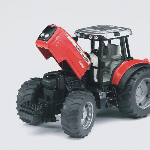 Трактор Massey Ferguson 7480 (7)