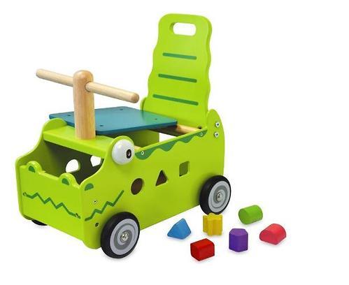 Игрушка I`m Toy Сортер-каталка Крокодил (1)