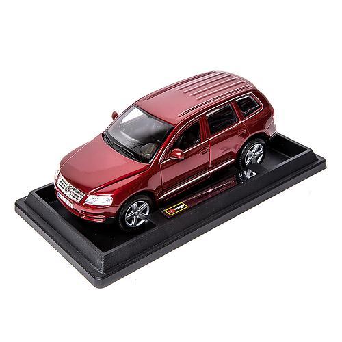 Машина BB Volkswagen Touareg металлическая 1:24 (6)