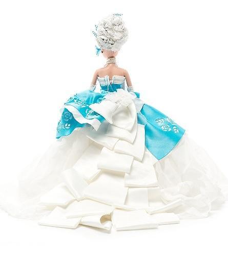 Куколка Sonya Rose серия Золотая коллекция Голубая Лагуна (6)