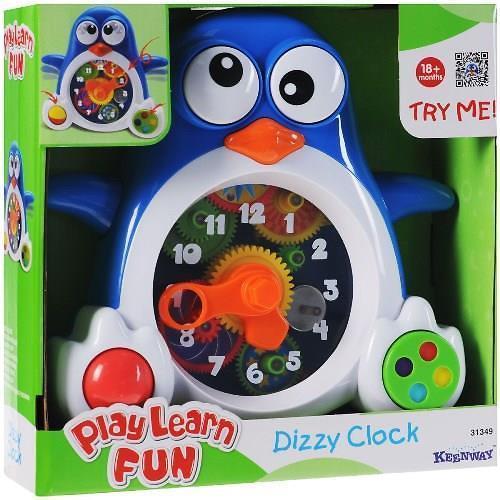 Пингвиненок-часы (4)