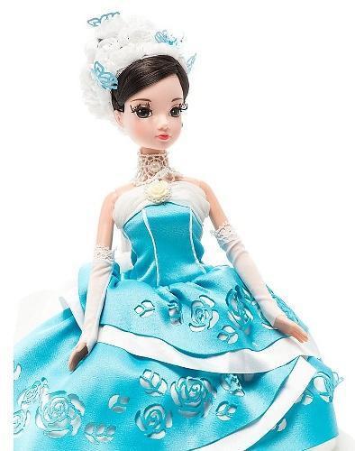 Куколка Sonya Rose серия Золотая коллекция Голубая Лагуна (7)