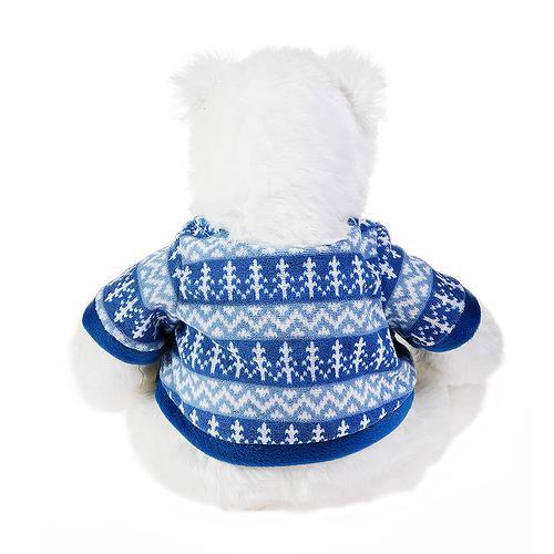 Игрушка Button Blue Мишка полярник 25 см (4)