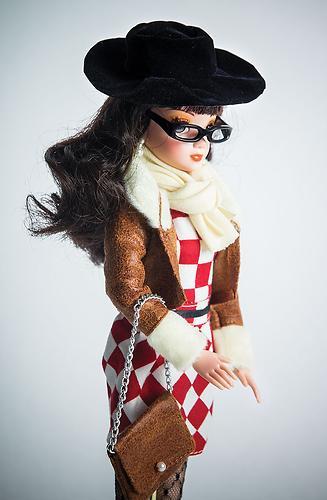 Кукла Sonya Rose серия Daily collection В кожаной куртке (6)
