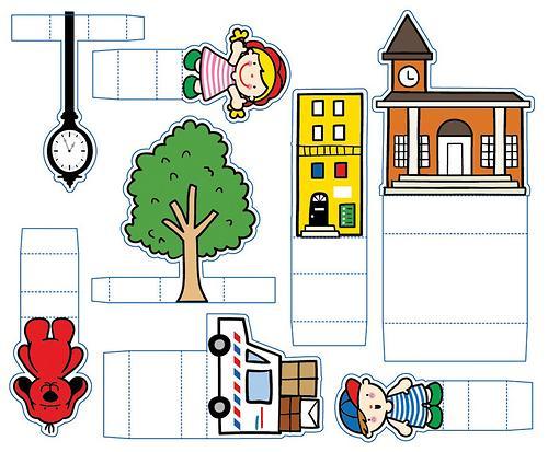 Игровой набор конструктор Город мечты (8)
