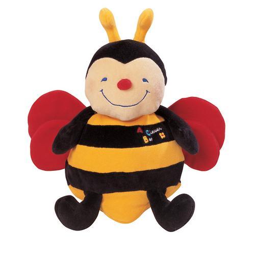 Пчела музыкальная (поет и хихикает) 20*26*14см (3)