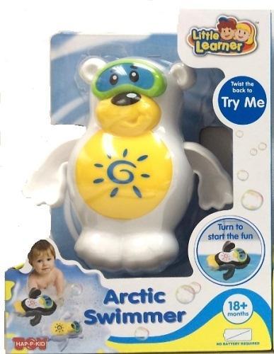 Игрушка Hap-p-kid для купания Северный медведь (3)