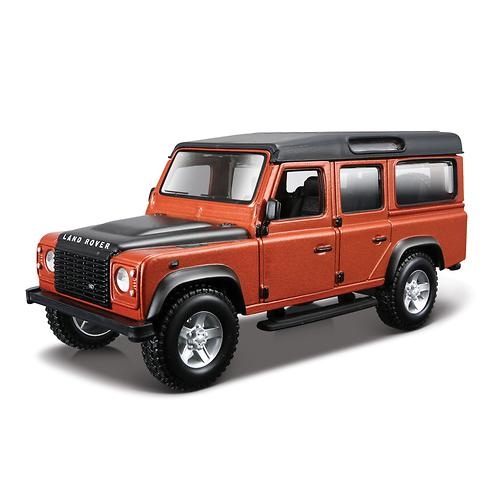 Машина BB Land Rover Defender 110 металлическая 1:32 (1)