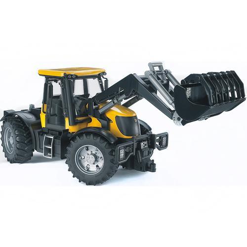 Трактор JCB Fastrac 3220 с погрузчиком (4)