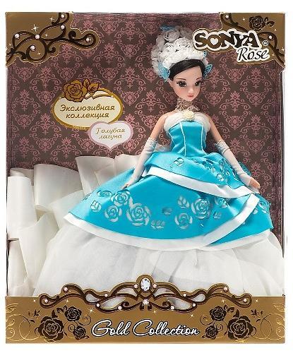 Куколка Sonya Rose серия Золотая коллекция Голубая Лагуна (8)