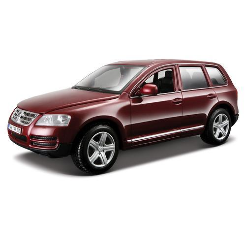 Машина BB Volkswagen Touareg металлическая 1:24 (5)