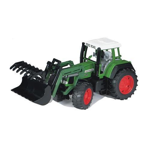 Трактор Fendt Favorit 926 Vario с погрузчиком (4)