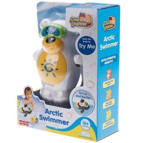 Игрушка Hap-p-kid для купания Северный медведь (4)