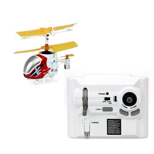 Вертолет Нано Фалкон XS (из книги рекордов Гиннесса) (5)