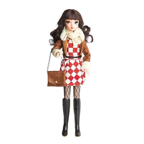 Кукла Sonya Rose серия Daily collection В кожаной куртке (5)