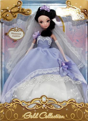 Куколка Sonya Rose серия Золотая коллекция Нежная Сирень (8)
