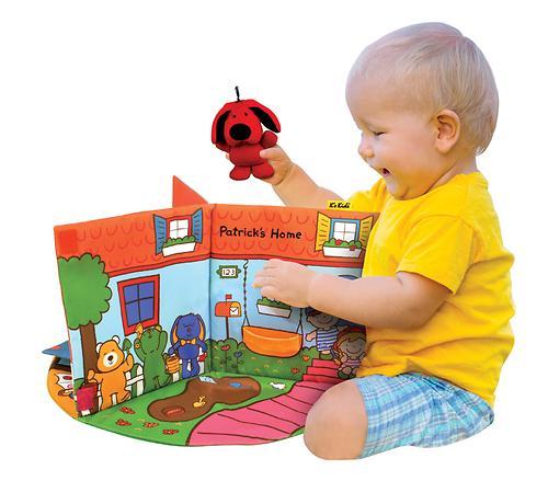 3D-книжка K's Kids В гостях у Патрика (6)