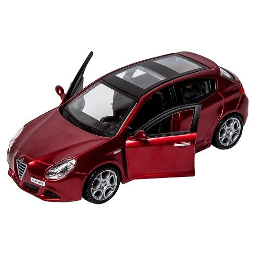 Машина BB Alfa Romeo Giulietta металлическая 1:32 (6)