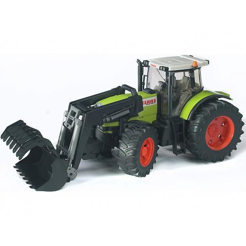 Трактор Claas Atles 936 RZ c погрузчиком (4)