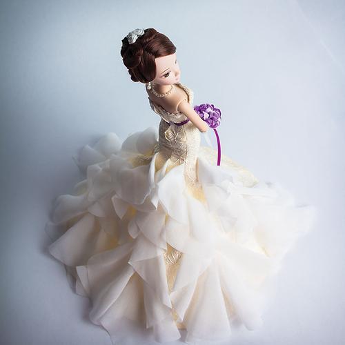 Кукла Sonya Rose серия Золотая коллекция платье Шарли (6)