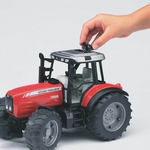 Трактор Massey Ferguson 7480 (8)