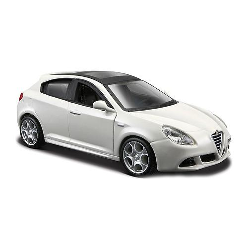Машина BB Alfa Romeo Giulietta металлическая 1:32 (5)