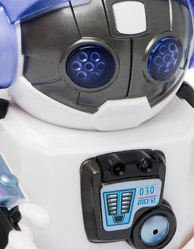 Робот Silverlit Jabber с функцией танца, сенсоры движения, свет, звук (8)