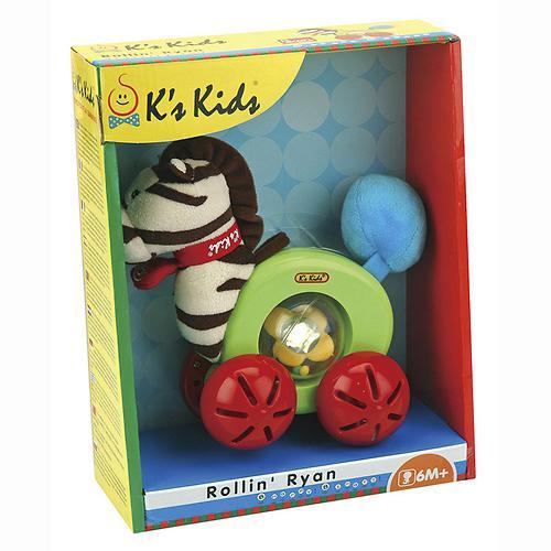 Развивающая игрушка Райн на роликах (звук) (8)