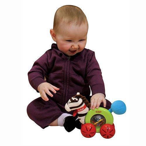 Развивающая игрушка Райн на роликах (звук) (7)