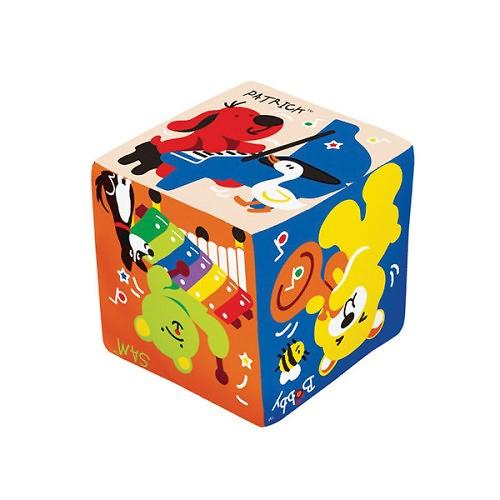 Музыкальный кубик (3)
