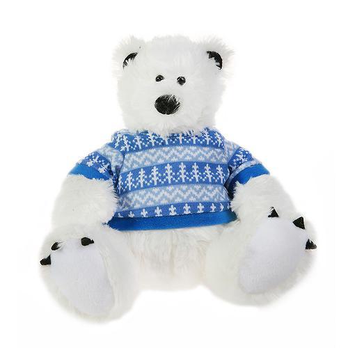 Игрушка Button Blue Мишка полярник 25 см (3)