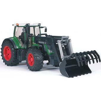 Трактор Fendt 936 Vario с погрузчиком - Minim