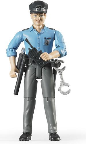 Фигурка полицейского с аксессуарами (1)