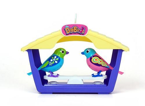 Игрушка Silverlit Большой дом для птиц с 1-й птичкой (7)