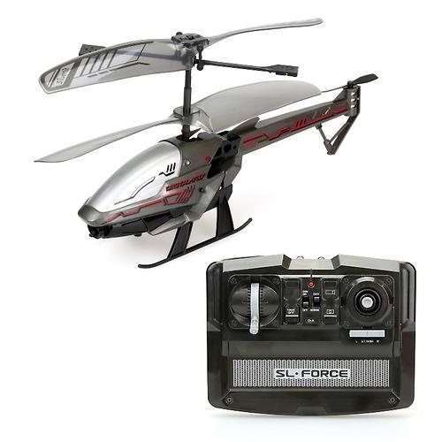 """3-х канальный вертолет Spy Cam 3 с камерой и системой """"Простое управление"""" (6)"""