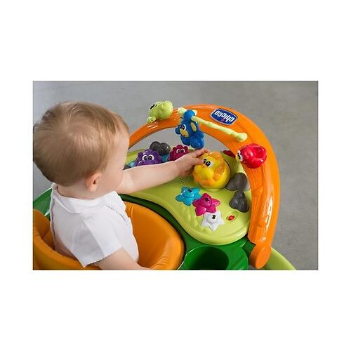 Ходунки Chicco Walky Talky Baby Walker Green Wave (12)
