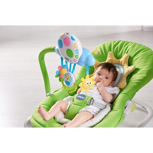 Кресло-качалка Chicco Balloon Summer Green (19)