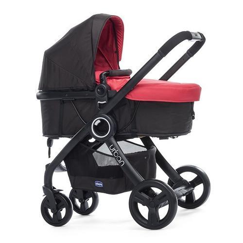 Прогулочная коляска Chicco Urban Plus Crossover Black (12)