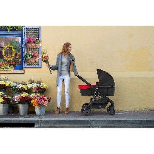 Прогулочная коляска Chicco Urban Plus Crossover Black (15)