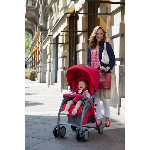 Прогулочная коляска Chicco Simplicity Top Red (29)
