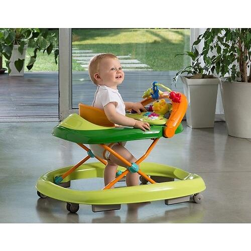 Ходунки Chicco Walky Talky Baby Walker Green Wave (14)