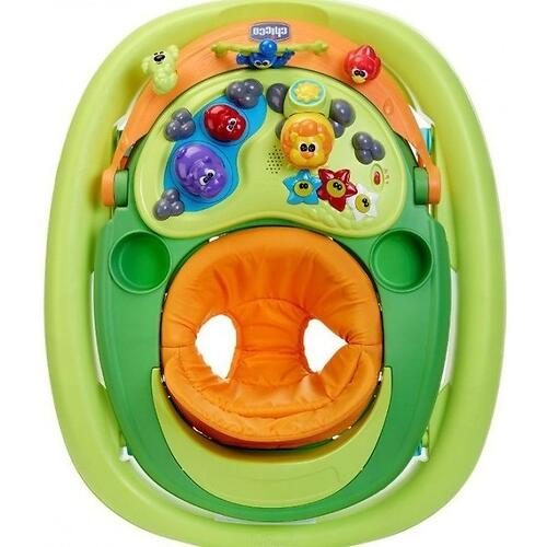 Ходунки Chicco Walky Talky Baby Walker Green Wave (16)