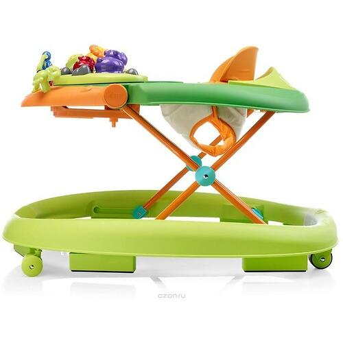 Ходунки Chicco Walky Talky Baby Walker Green Wave (17)