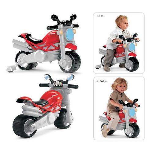 Мотоцикл-Каталка Сhicco Дукати Монстр 18 мес+ (1)