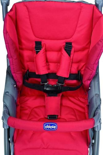 Прогулочная коляска Chicco Simplicity Top Red (18)