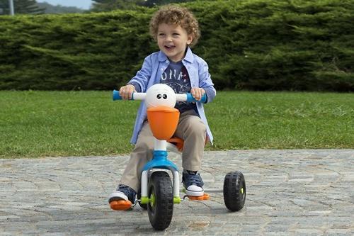 Велосипед 3-Х Колесный Пеликан 18М+ Chicco (14)